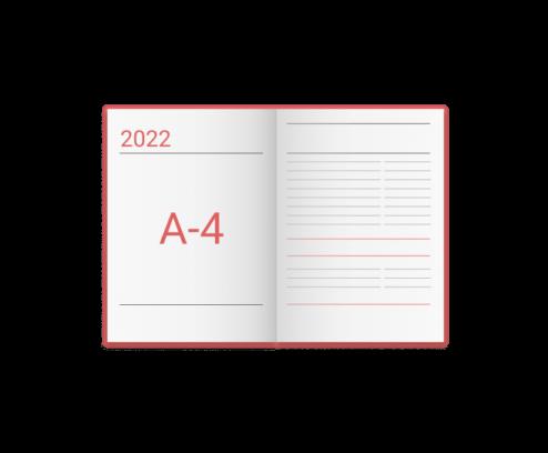 Kalendarz wg. formatu A-4