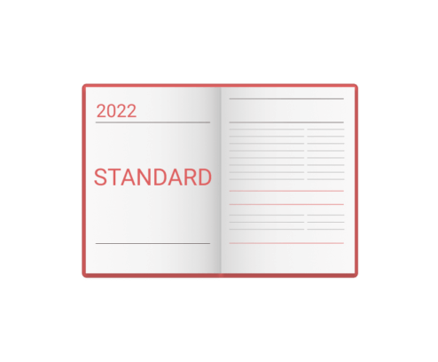 Kalendarze wg. typu - Standard