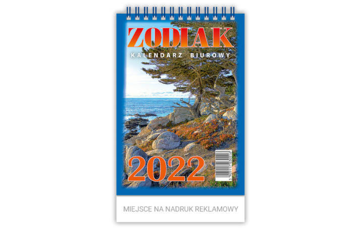 Kalendarz biurowy ZODIAK